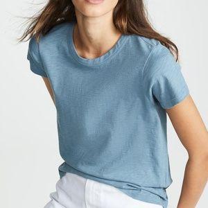 NWT RAG & BONE blue iron short sleeve The tee top